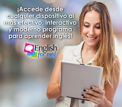 Aprende a vender English for me!